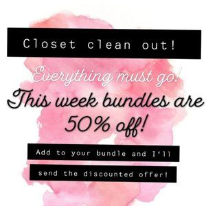 50% OFF TWO OR MORE ITEMS